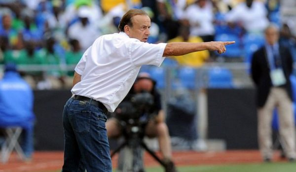 Put Celebrations on Hold!! – Gernot Rohr Advises