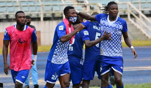 NPFL: Rivers United Back To Winning Ways, Rangers Hold MFM In Lagos