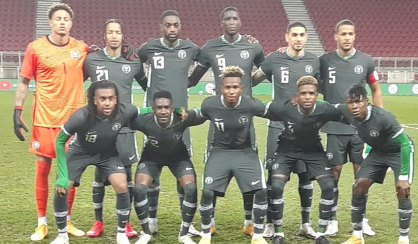 AFCON qualifiers: Eagles to travel by sea to Cotonou
